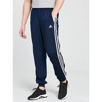 adidas Essential 3S Tricot Track Pants, Navy, Size Xl, Men
