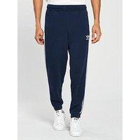 adidas Originals 3S Pants, Navy, Size M, Men
