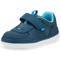 Start-rite Start Rite Flow First Shoe, Navy, Size 3 Younger