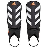 Adidas Everclub Mens Shin Guards, Black, Size L, Men