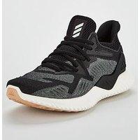 adidas Alphabounce Beyond - Black, Black, Size 9, Women