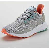 adidas Duramo 9 - Grey/Coral , Grey/Coral, Size 9, Women