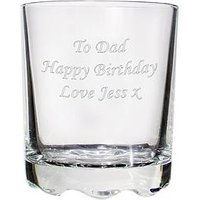 Personalised Whiskey Glass, Women
