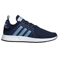 adidas Originals X_PLR, Navy/Blue, Size 12, Men
