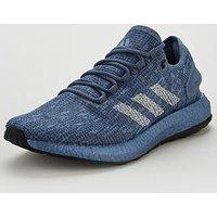 adidas Pureboost, Grey Coloured Boost, Size 9, Men