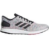 adidas Pureboost Dpr, Grey Multi, Size 10, Men