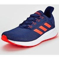 adidas Duramo 9, Blue/Red, Size 11, Men