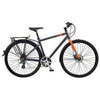 Viking Urban-X 20 Frame 700C Wheel 21 Speed Trekking Bike - Graphite