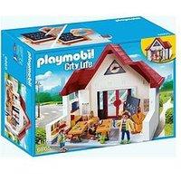 Playmobil Schoolhouse