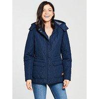 Trespass Jenna II Jacket - Navy, Navy, Size Xl, Women