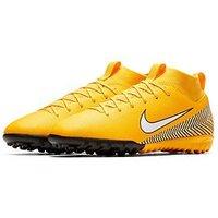 Nike Nike Mens Mercurial Superfly 6 Academy Neymar Astro Turf Football Boot, Black/Yellow, Size 7, Men
