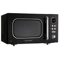 Morphy Richards Morphy Richards Accents 800W 23L Microwave, Black