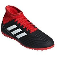 adidas Adidas Junior Predator 18.3 Astro Turf Football Boots, Black, Size 10