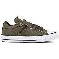 Converse Converse Chuck Taylor All Star Street Slip, Navy, Size 2