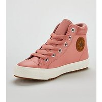 Converse Converse Chuck Taylor All Star Junior PC Boot, Pink, Size 11