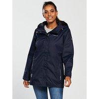 Craghoppers Madigan Classic II Jacket - Navy , Navy, Size 16, Women