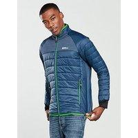 Regatta Halton II Reflective Jacket, Blue, Size 3Xl, Men
