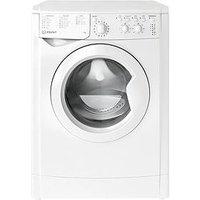 Indesit Ecotime Iwc71252Eco 7Kg Load, 1200 Spin Washing Machine - White