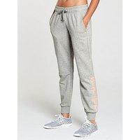 adidas Essentials Linear Pant - Medium Grey Heather , Medium Grey Heather, Size M, Women