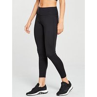 adidas Luxe High Rise Soft Tight - Black , Black, Size S, Women