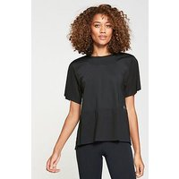 adidas Tech Tee - Black, Black, Size 2Xl, Women