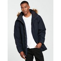 Helly Hansen Dubliner Parka, Navy, Size Xl, Men