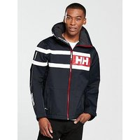 Helly Hansen Salt Power Jacket, Navy, Size M, Men