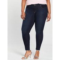Levi's Plus 310 Shaping Super Skinny Jean - Vast Sky, Vast Sky Plus, Size 24, Inside Leg S, Women