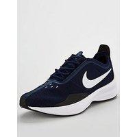 Nike Fast Exp Racer, Navy/White, Size 9, Men