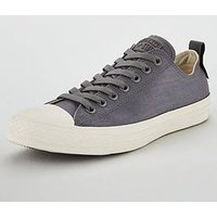 Converse Chuck Taylor All Star Ox, Grey, Size 10, Men