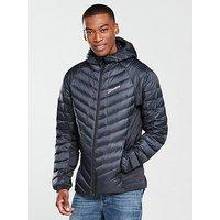 Berghaus Tephra Stretch Reflect Jacket, Carbon, Size Xl, Men