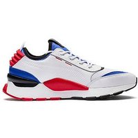 Puma Rs-0 808, White/Blue/Red, Size 3, Men