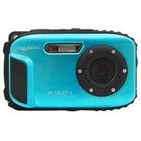 Easypix Aquapix W1627 'Ocean' Waterproof Camera - Ice Blue