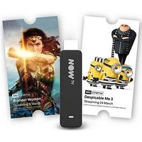 Now Tv Smart Stick With Hd And Voice Search + 1-Month Cinema