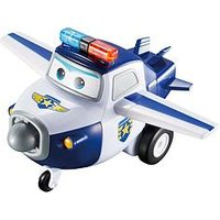 Super Wings Remote Control Paul, One Colour