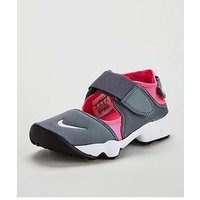 Nike Rift Childrens Sandal, Pink, Size 12.5