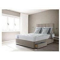 Sealy Activ Renew Ortho Posture Tech Divan With Storage Options - Extra Firm