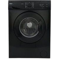 Swan Sw15810B 6Lg Load, 1200 Spin Washing Machine - Black