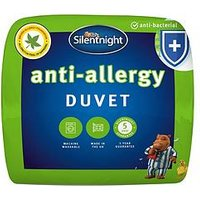 Product photograph showing Silentnight Anti Allergy Anti Bacterial 10 5 Tog Duvet