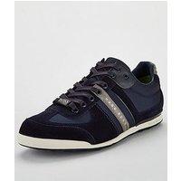 BOSS Akeen Sneaker, Open Blue, Size 12, Men