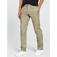 Armani Exchange Chino Trouser, Fallen Rock, Size M, Men