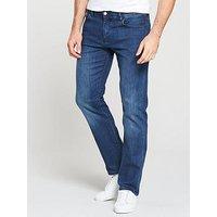 Armani Exchange Straight Jean, Denim Indigo, Size 38, Inside Leg Long, Men
