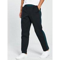 Armani Exchange Sweat Pants, Navy, Size L, Men