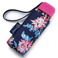 Joules Joules Umbrella Tiny Whitstable Floral French Umbrella, One Colour, Women