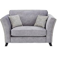Cavendish Louvre Fabric Cuddle Chair