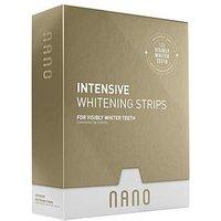Nano Intensive Whitening Strips, One Colour, Women