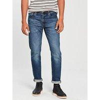Levi's Levis 502¿ Regular Taper Jean, Geep, Size 34, Inside Leg Regular, Men