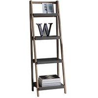 Product photograph showing Hudson Living Lomborg Ladder Shelf