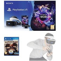 Playstation Vr Starter Pack With Bravo Team  - Playstation Vr Starter Pack With Bravo Team And Move Motion Controller
