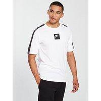 Nike Sportswear CLTR Air 3 T-Shirt, White/Anthracite/White, Size Xl, Men